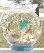 under the sea gel candle idea  need gel candle recipe