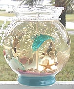 under the sea gel candle idea  need gel candle recipe