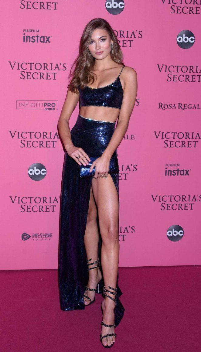 cbf95fc362 Grace Elizabeth  2018 Victorias Secret Fashion Show After Party -01 -  GotCeleb