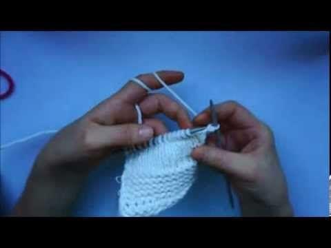 škola pletení - YouTube