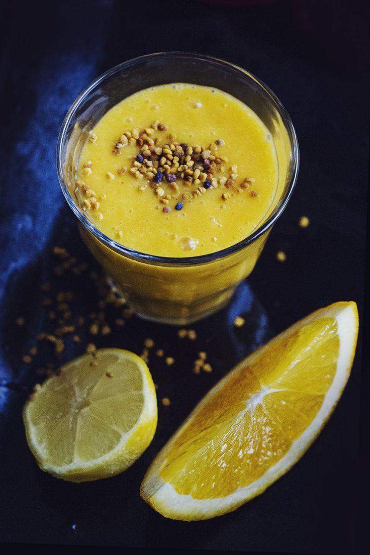 Golden vitamin C Smoothie