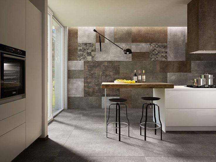 Oltre 25 fantastiche idee su pavimenti cucina su pinterest piastrella pavimento cucina e idee - Ikea rivestimenti cucina ...