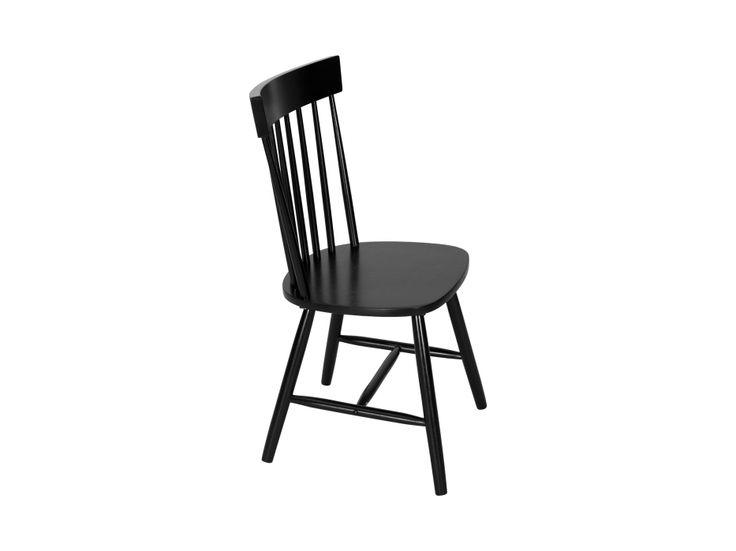 KÄLLSÄTER Stuhl Schwarz in der Gruppe Für den Innenwohnbereich / Stühle / Esszimmerstühle bei Furniturebox (110-62-69456)