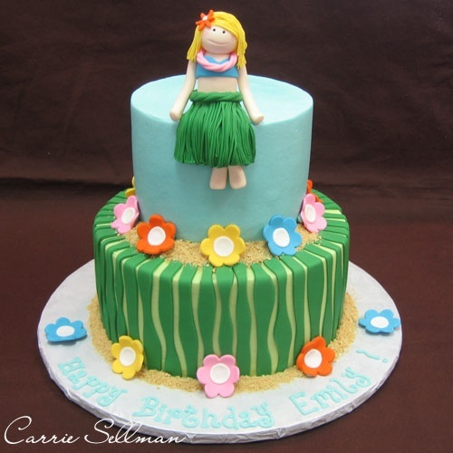 1000+ Images About Luau Hawaiian Birthday Party Ideas On