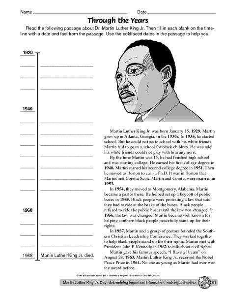 Best  Martin Luther King Timeline Ideas On   Mlk Jr