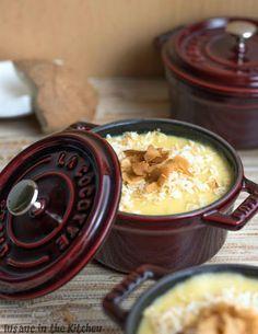 Insane in the Kitchen: Kokospudding