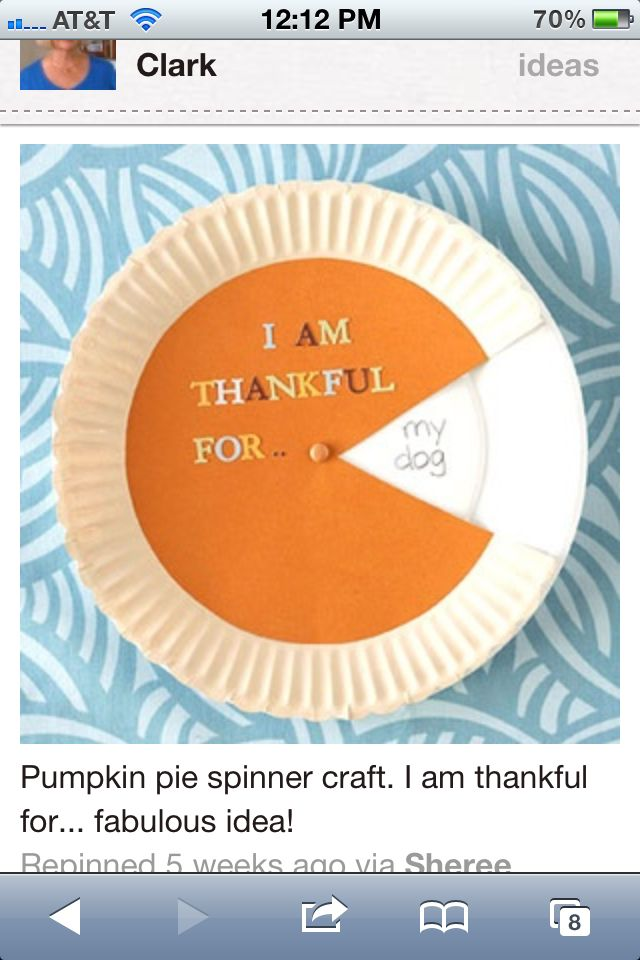 No link here but seems pretty simple and great for the kids. Something fun to do in Sunday School, maybe put a thankful verse on the front