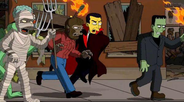 Que medo! Guillermo del Toro assina a abertura de Halloween de Os Simpsons >> http://glo.bo/16o1atr