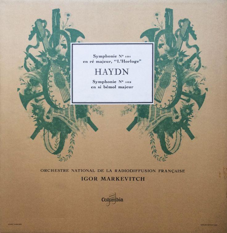 Igor Markevitch - HAYDN