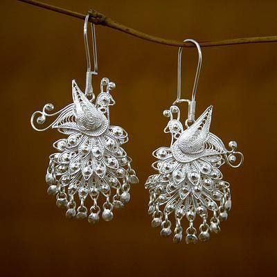 Best 25+ Silver chandelier ideas on Pinterest | Chandler earrings ...