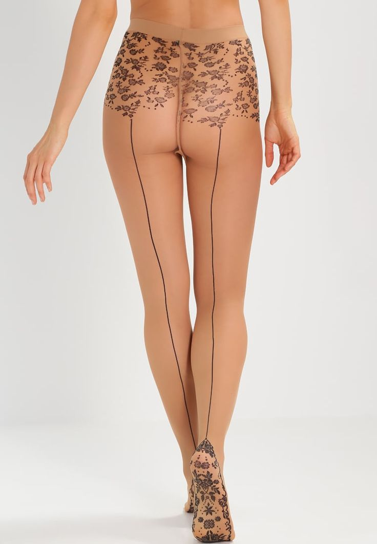 KUNERT SECRET TRACE - Tights - puder - Zalando.co.uk