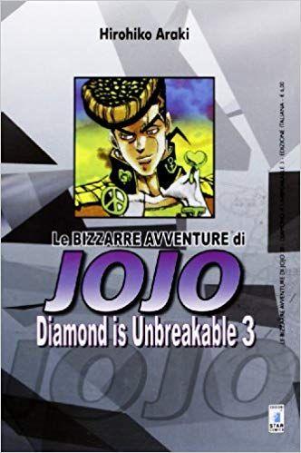 Diamond is unbreakable  Le bizzarre avventure di Jojo: 3 Ebook