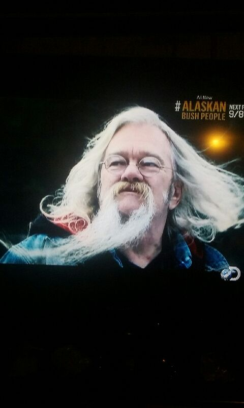 Billy Brown , picture taken by Dawn Burns   Alaskan bush
