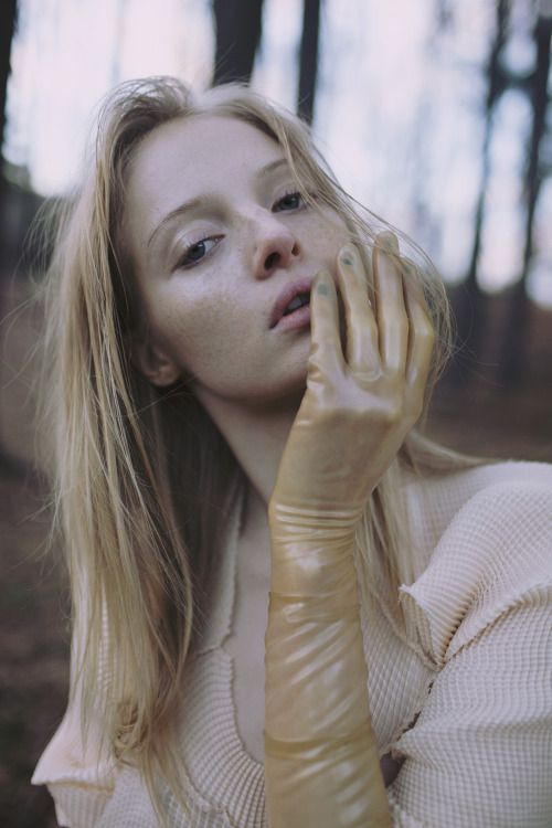 Gloves | transparent latex