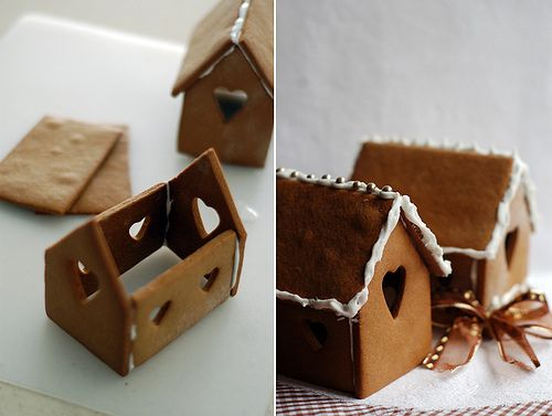 Gingerbread House  by Suzana [Gourmets], via Flickr