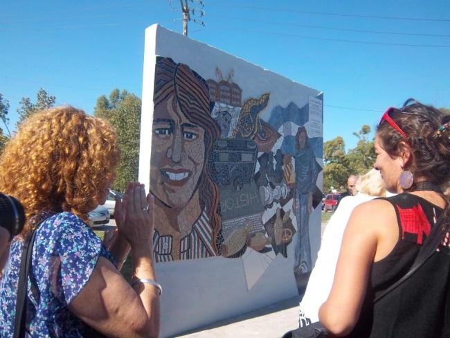 Un video por la Memoria: ''Los Mosaicos que tienen vidas'': El Centro de Cultura y Memoria ''El Rancho Urutaú'' cerró el año exponiendo un documental que cuenta su labor: ''Mosaicos por la Memoria''