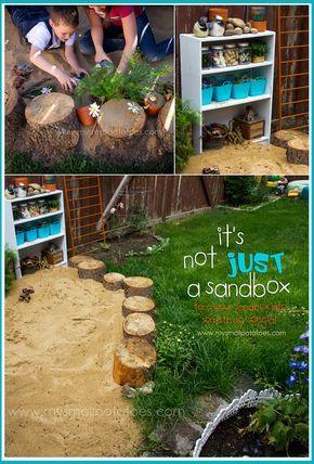 best 25 sandbox for kids ideas on pinterest kids