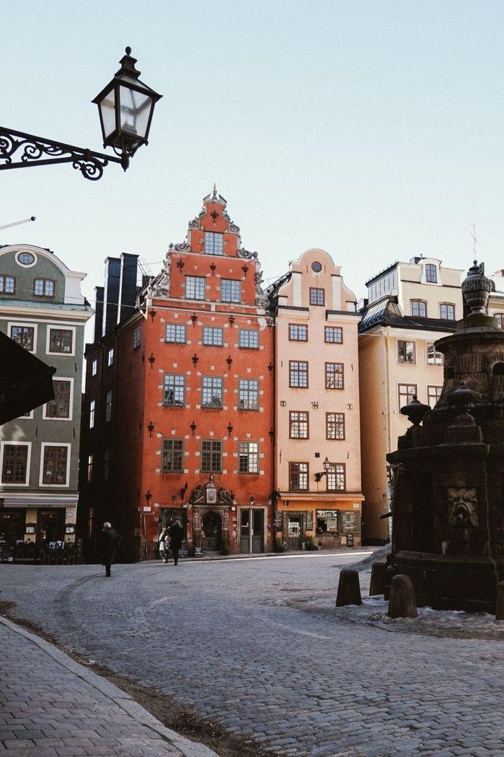 A Warm Day In Stockholm In Photos Snippets Bon Traveler Stockholm Reise Weltreise Reiseideen