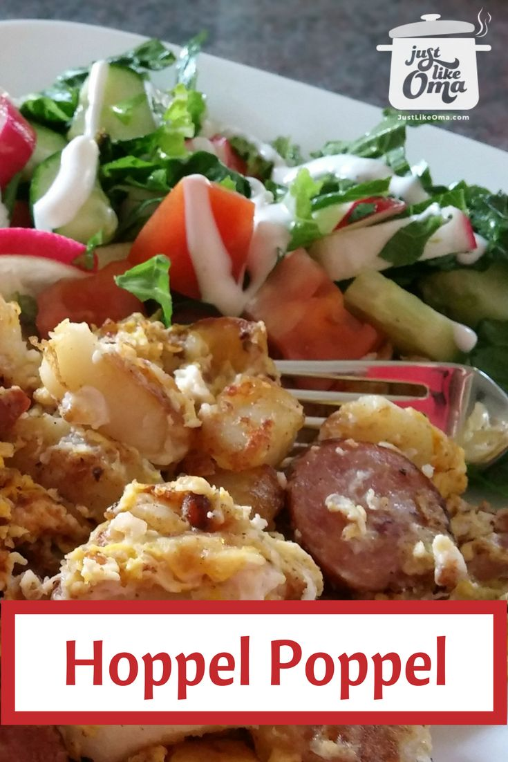129 best omas veggies images on pinterest german cuisine berliner hoppel poppel made just like oma dutch foodpotato recipesvegetable forumfinder Image collections