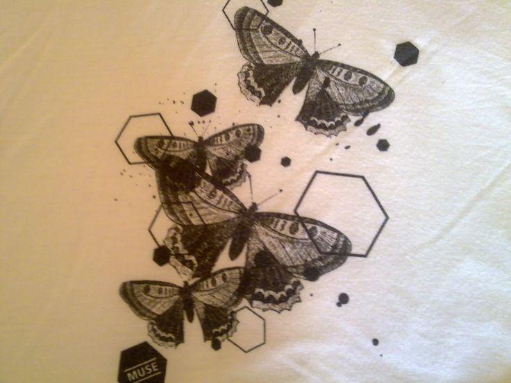 68 mejores imgenes de Muse tattoos en Pinterest  Musa Bandas y