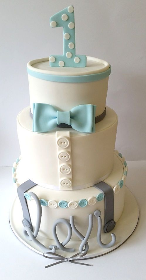 Birthday Cake Image For Ron : 17 Best ideas about Little Man Cakes on Pinterest Little ...