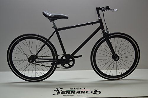fixed / scatto fisso / vintage / single speed / NERA / fi... https://www.amazon.it/dp/B01M6CSPPY/ref=cm_sw_r_pi_dp_x_QV2gybED918WC