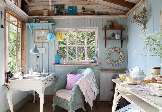 Heaven in a shed!
