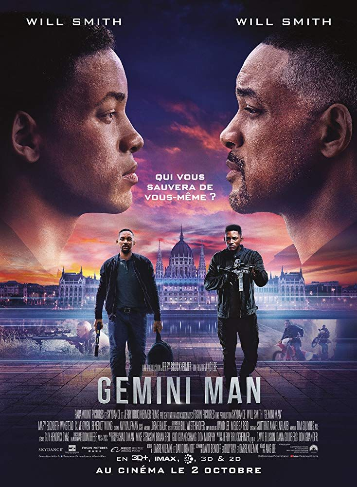 Pin On Completo Gemini Man 2019 Vedere Film Streaming Italiano Hd