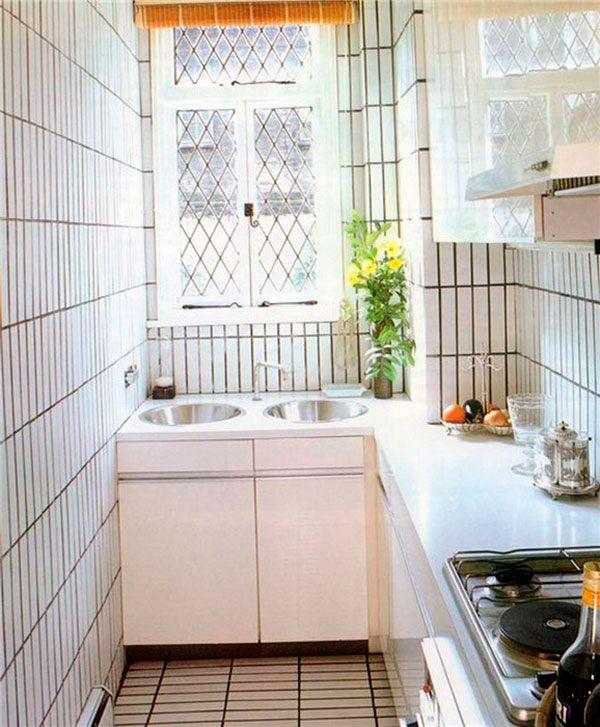 60 besten Малые кухни Bilder auf Pinterest | Kleine küchen, Küchen ...