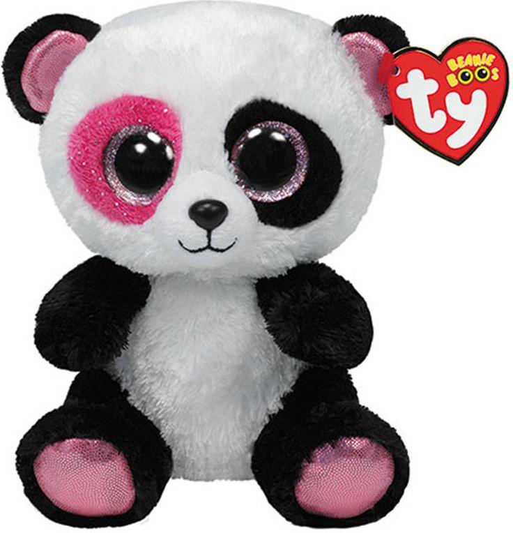 ty peluche   Ty peluche Beanie Boo´s Glubschi panda Penny 15 cm 36730