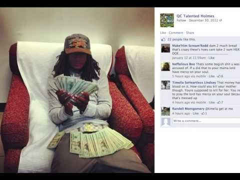 "Chicago Rapper Qawmane ""Young QC"" Kills Mother for Financial Gain"
