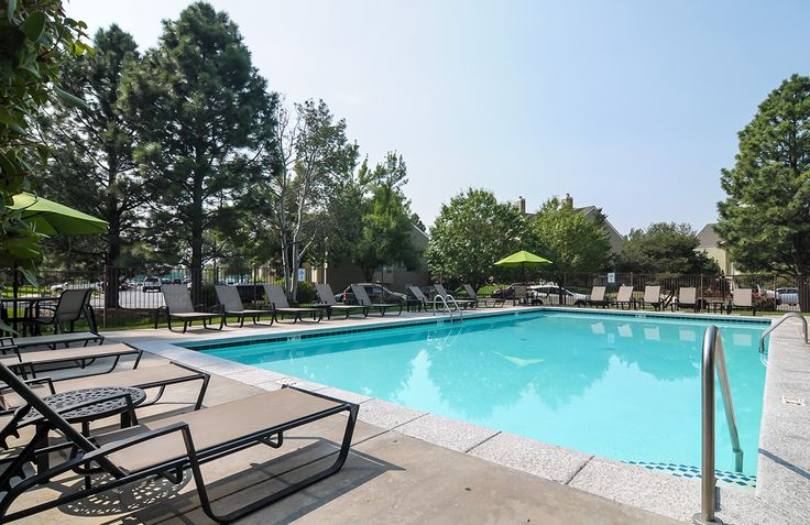 Take a dip in the #pool to refresh! At The Habitat @ #FortCollins Apartment Homes, the possibilities are endless! Please call today to schedule your personal tour.