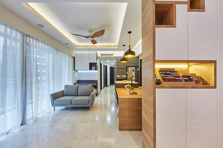 Carpenters Interior Design Singapore Bto Design Hdb Resale Design