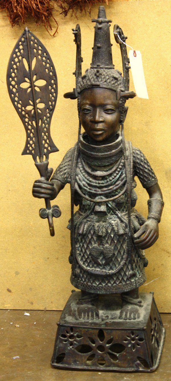 514 best Africa: Edo - Benin bronze images on Pinterest | African ...