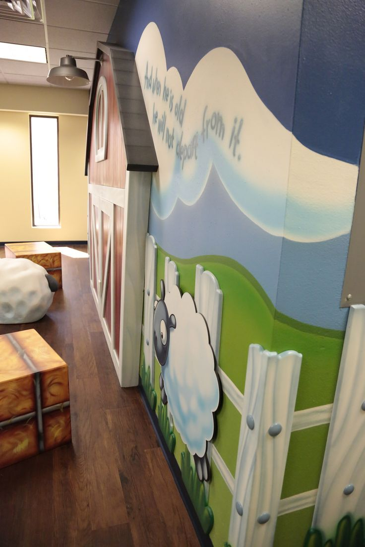 Church Youth Room Ideas Stage: Youth Ministry Room, Indoor