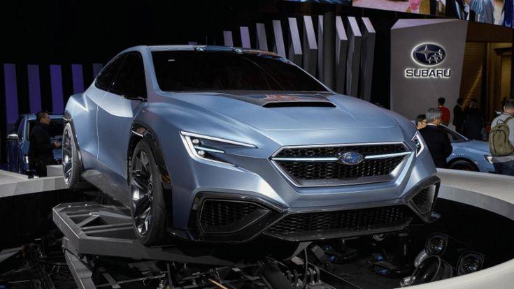 2021 subaru wrx concept release date interior price