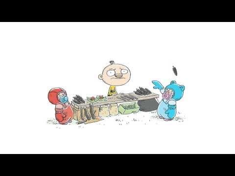Tatu and Patu Take It Outside interactive children's storybook