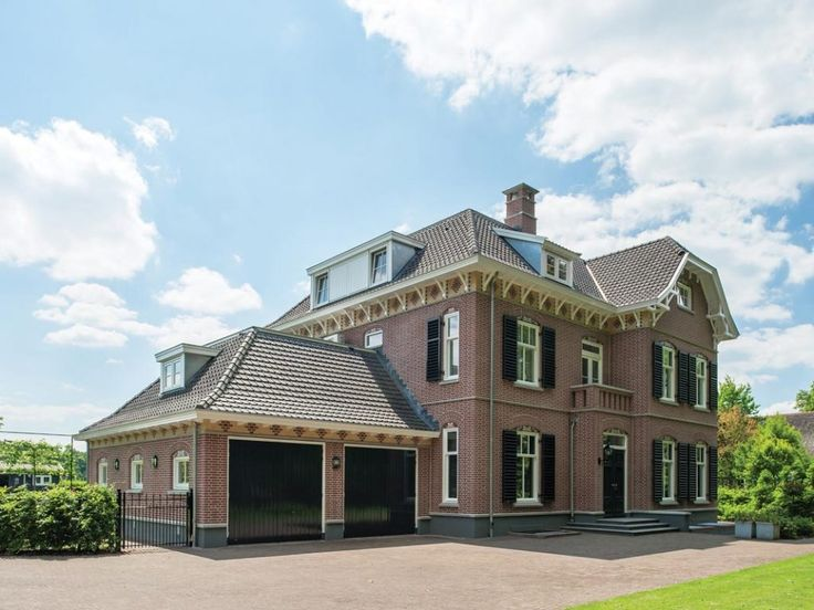 Luxe woonhuis met serre house designs dream homes dreamy