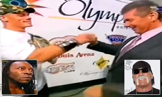 Billionaire WWE boss who fired Hulk Hogan once used N-word in skit
