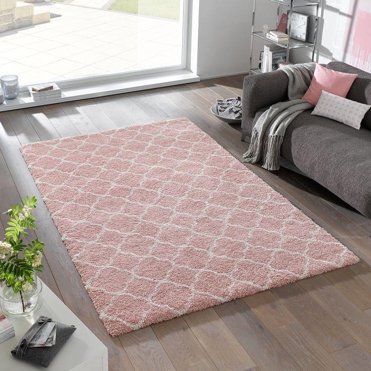 die besten 25 rosa teppich ideen auf pinterest rosa zimmer rosa rotes schlafzimmer und. Black Bedroom Furniture Sets. Home Design Ideas