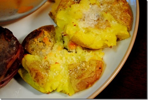 smashed potatoes smashed roasted potatoes grilled smashed potatoes ...