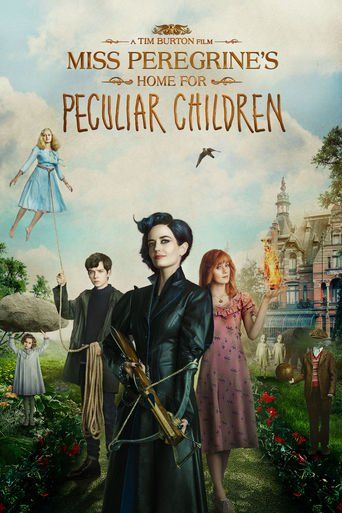 Miss Peregrine's Home for Peculiar Children (2016) - Watch Miss Peregrine's Home for Peculiar Children Full Movie HD Free Download - Watch Miss Peregrine's Home for Peculiar Children (2016) Movie Online | full-Movie Miss Peregrine's Home for Peculiar Children