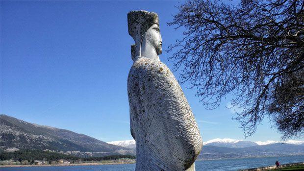 Giorno#5 - Il Lago Pamvotida di #Ioannina