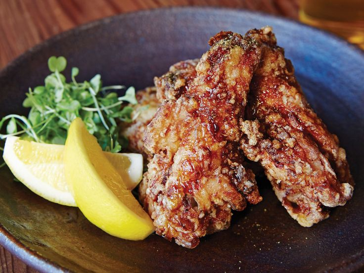 Japanese-Style Chicken Wings | Use Sichuan pepper to add a kick to this perfectly crispy chicken wing dish. Serve with Minute white rice.