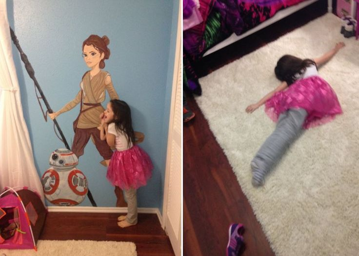 'My girl's a Rey fan and would probs lightsaber you in the shin if you insult her fave.'