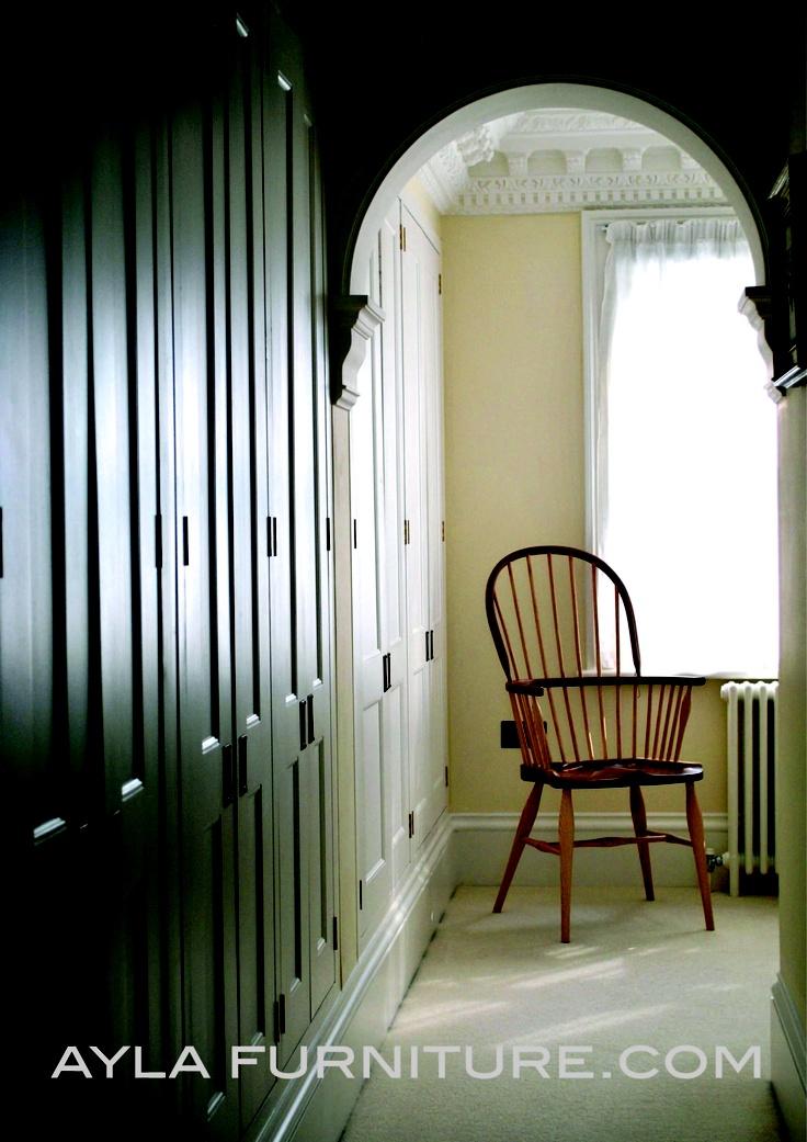 Walnut and Ash windsor chair