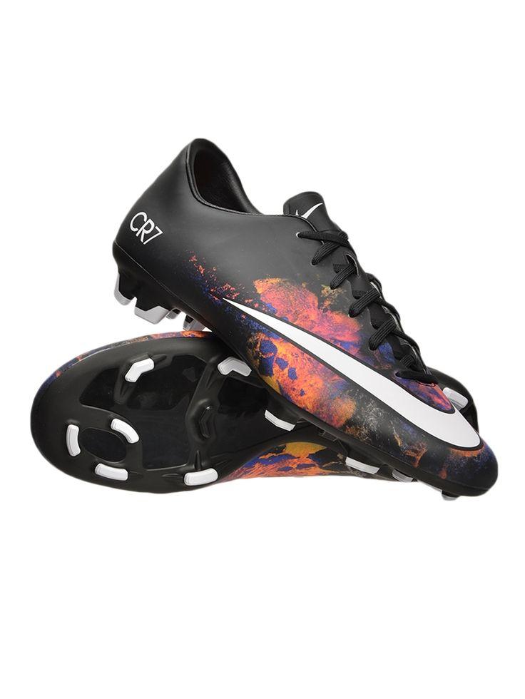 Nike Mercurial Victory V CR FG, műbőrből készült férfi foci cipő fekete színben és többféle méretben.