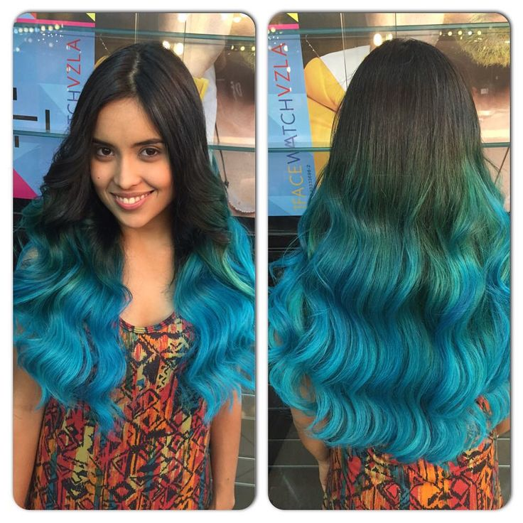 Hair in the Turquoise Hair category - Page 3 of 15