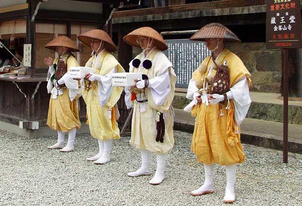 Yamabushi – Religion-in-Japan