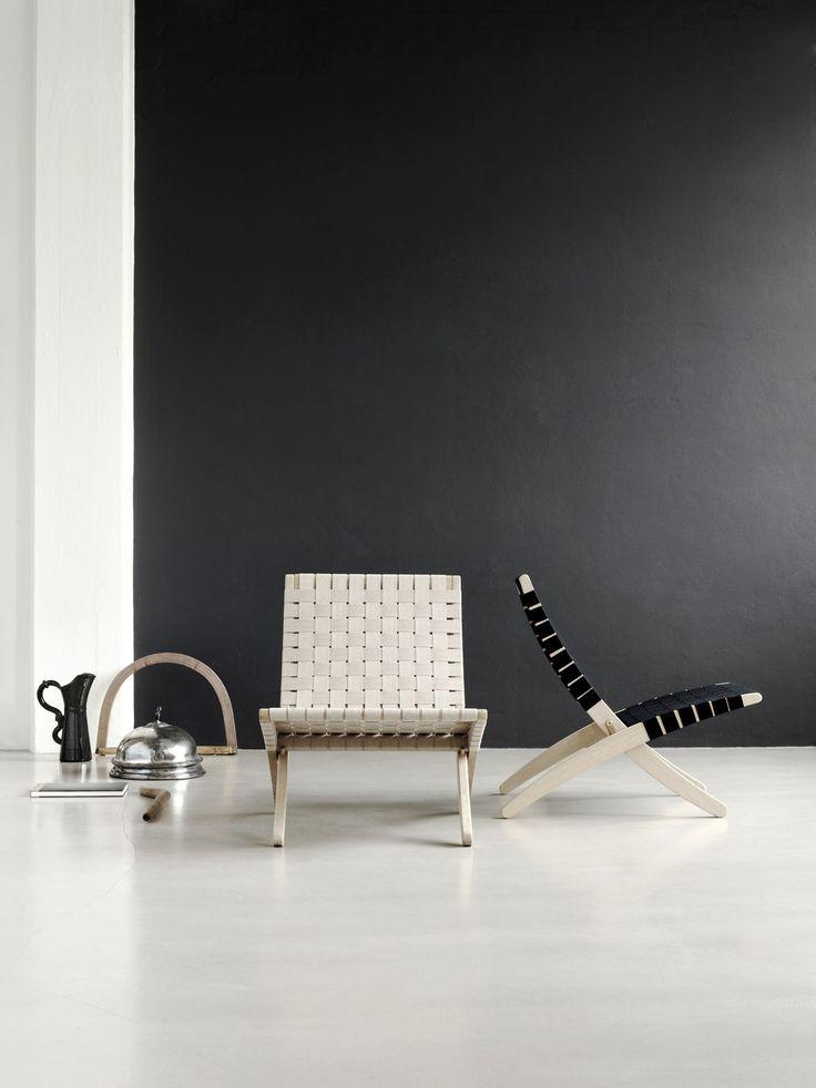 Wat: MG501 Cuba fauteuil Ontwerper/fabrikant: Morten Gøttler, Carl Hansen  Herkomst: Denemarken Materiaal: Eiken (hout), Katoen Prijs: € 561,-  De Cuba fauteuil is een typisch hedendaags design dat mij aanspreekt door zijn lichte, flexibele en functionele aspecten. Het design past in vrijwel elk interieur en is daarnaast ook inklapbaar.